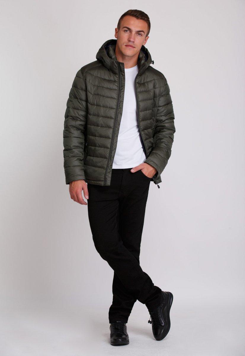 Куртка Trend Collection W04 Хаки №9 - Фото 3