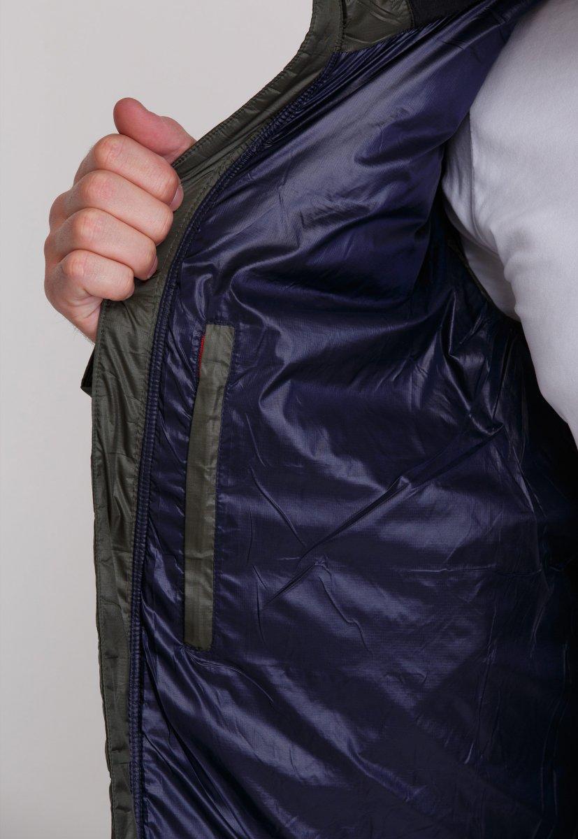 Куртка Trend Collection W04 Хаки №9 - Фото 4