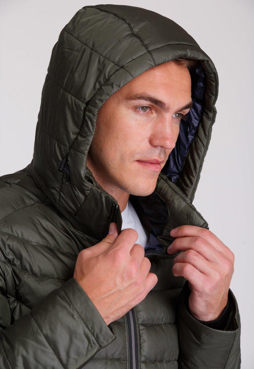Куртка Trend Collection W04 Хаки №9 - Фото 7