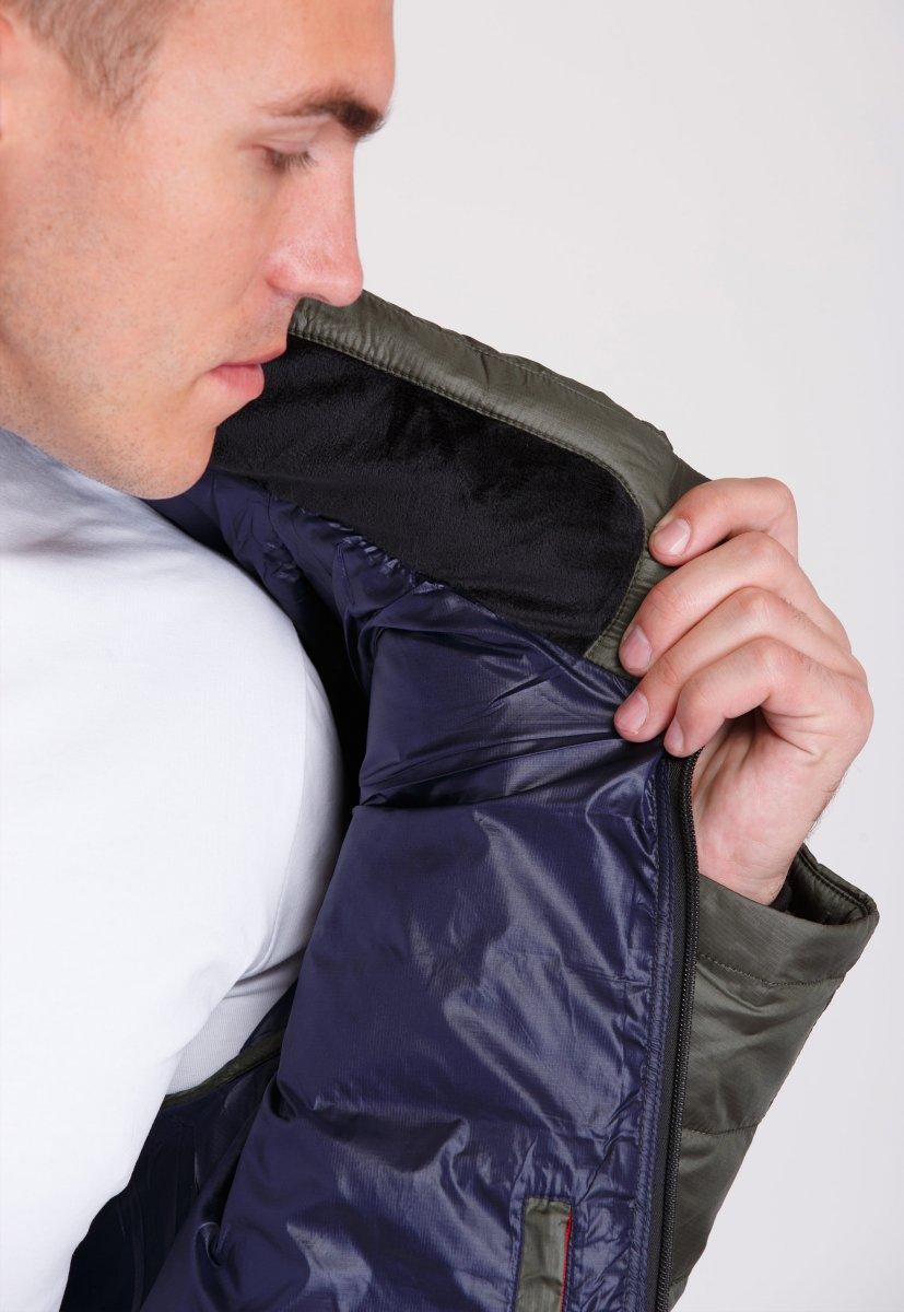 Куртка Trend Collection W04 Хаки №9 - Фото 8