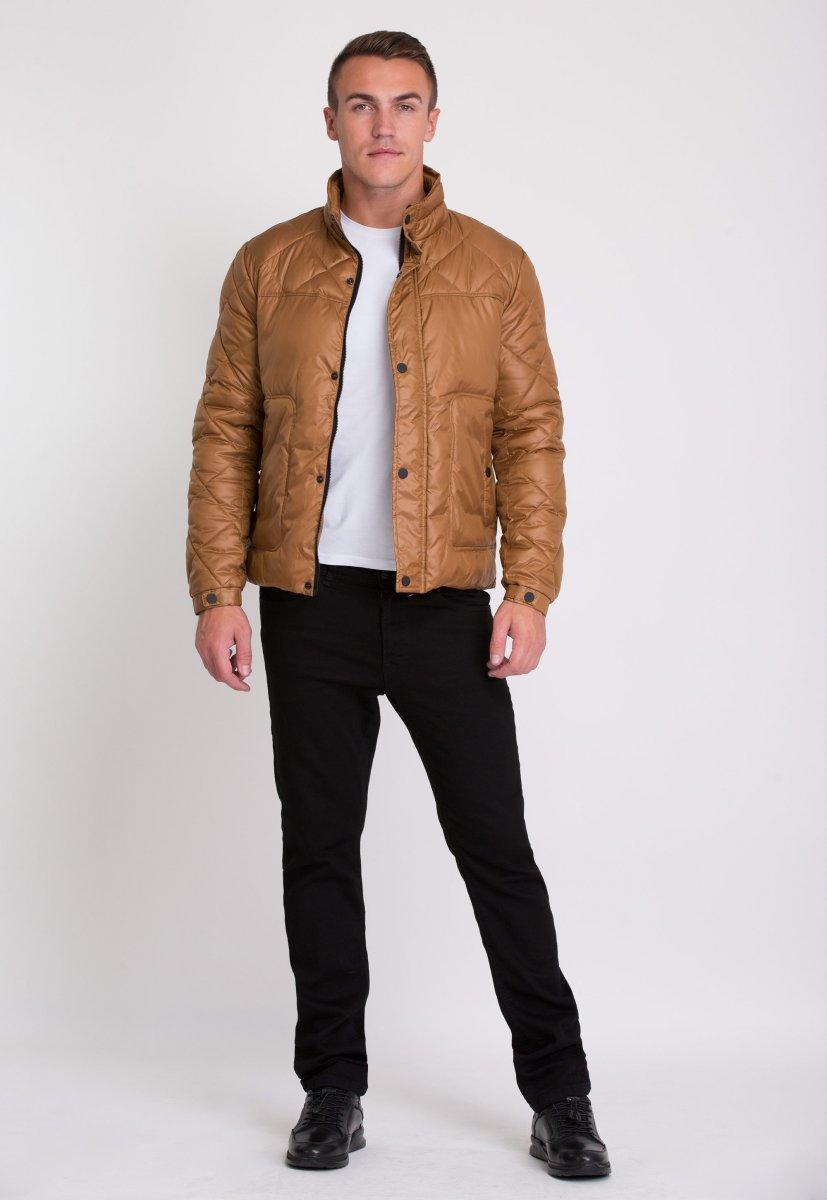 Куртка Trend Collection 20-125 Коричневый - Фото 1