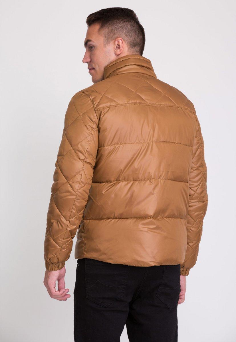 Куртка Trend Collection 20-125 Коричневый - Фото 2