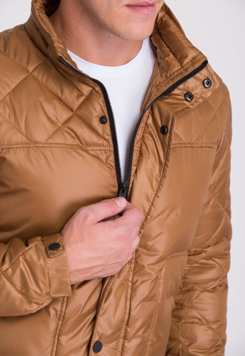 Куртка Trend Collection 20-125 Коричневый - Фото 4
