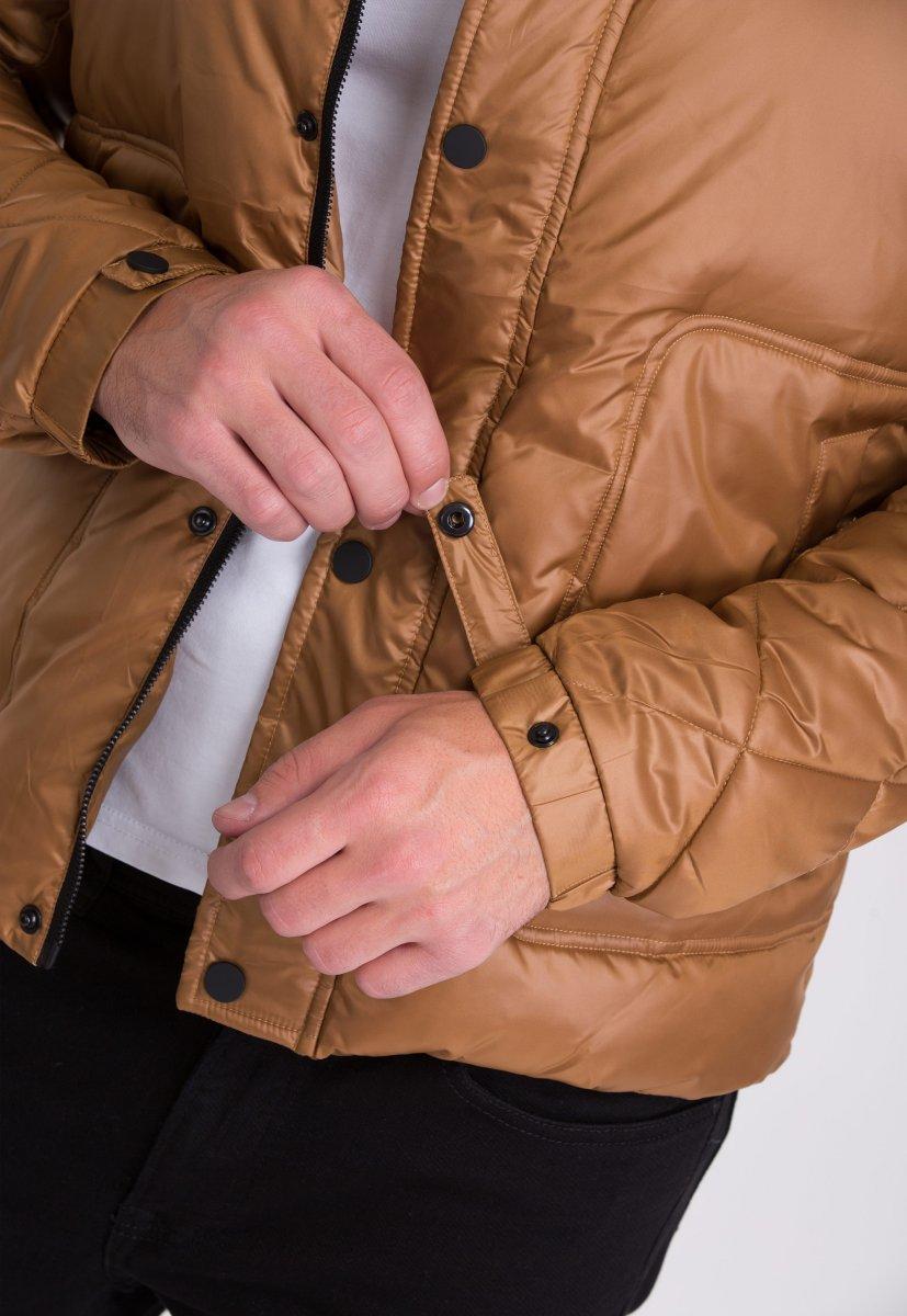 Куртка Trend Collection 20-125 Коричневый - Фото 5