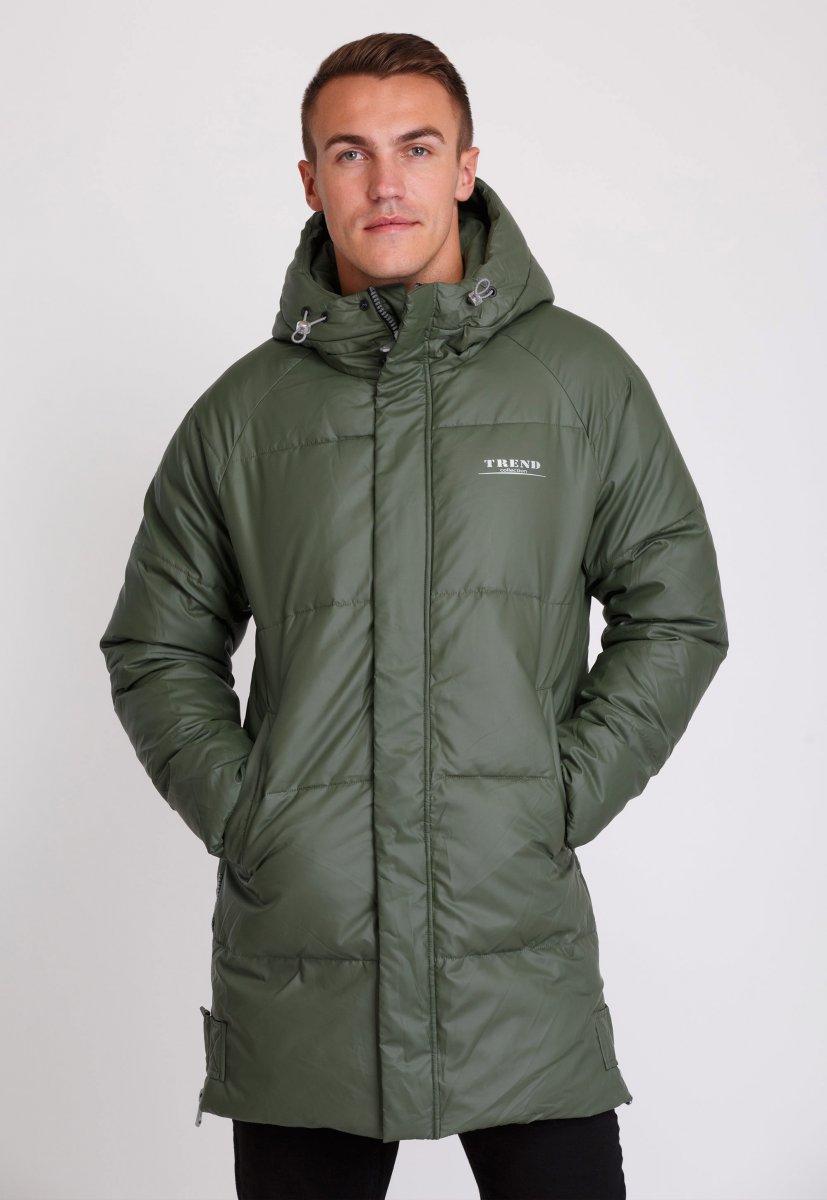 Куртка Trend Collection 20-169 Хаки - Фото 1