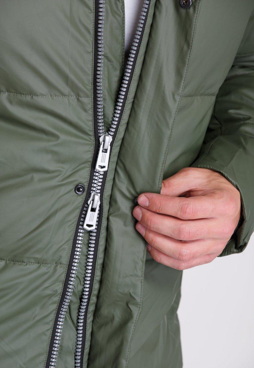 Куртка Trend Collection 20-169 Хаки - Фото 2