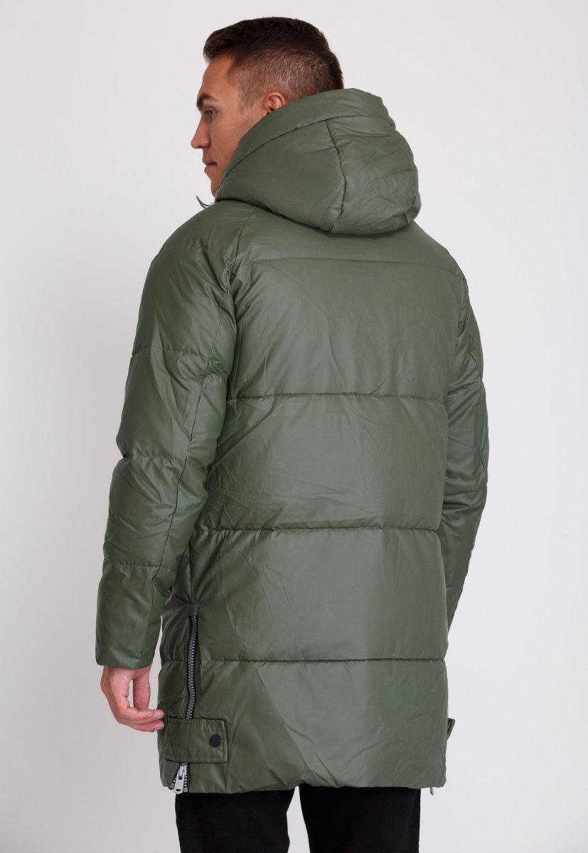 Куртка Trend Collection 20-169 Хаки - Фото 3
