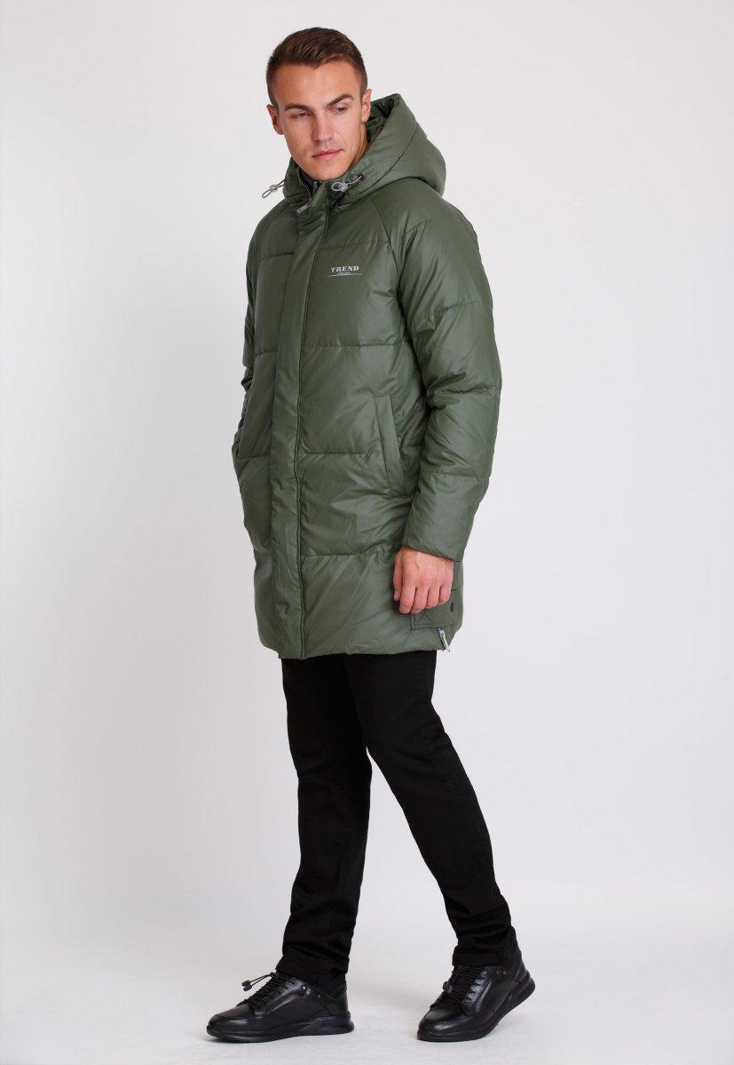 Куртка Trend Collection 20-169 Хаки - Фото 4