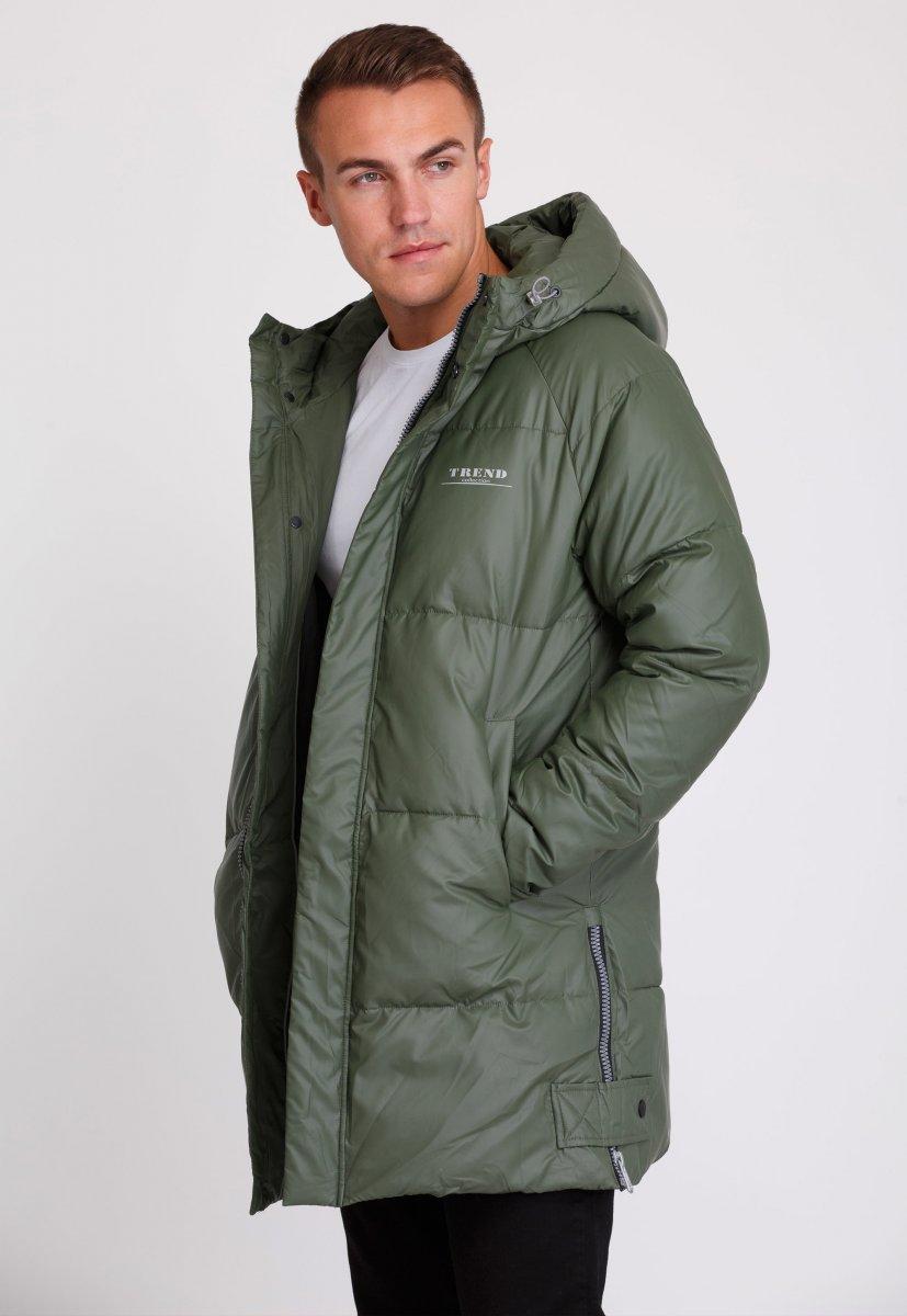 Куртка Trend Collection 20-169 Хаки - Фото 5