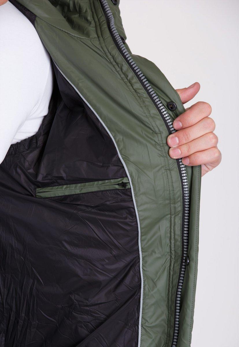 Куртка Trend Collection 20-169 Хаки - Фото 6
