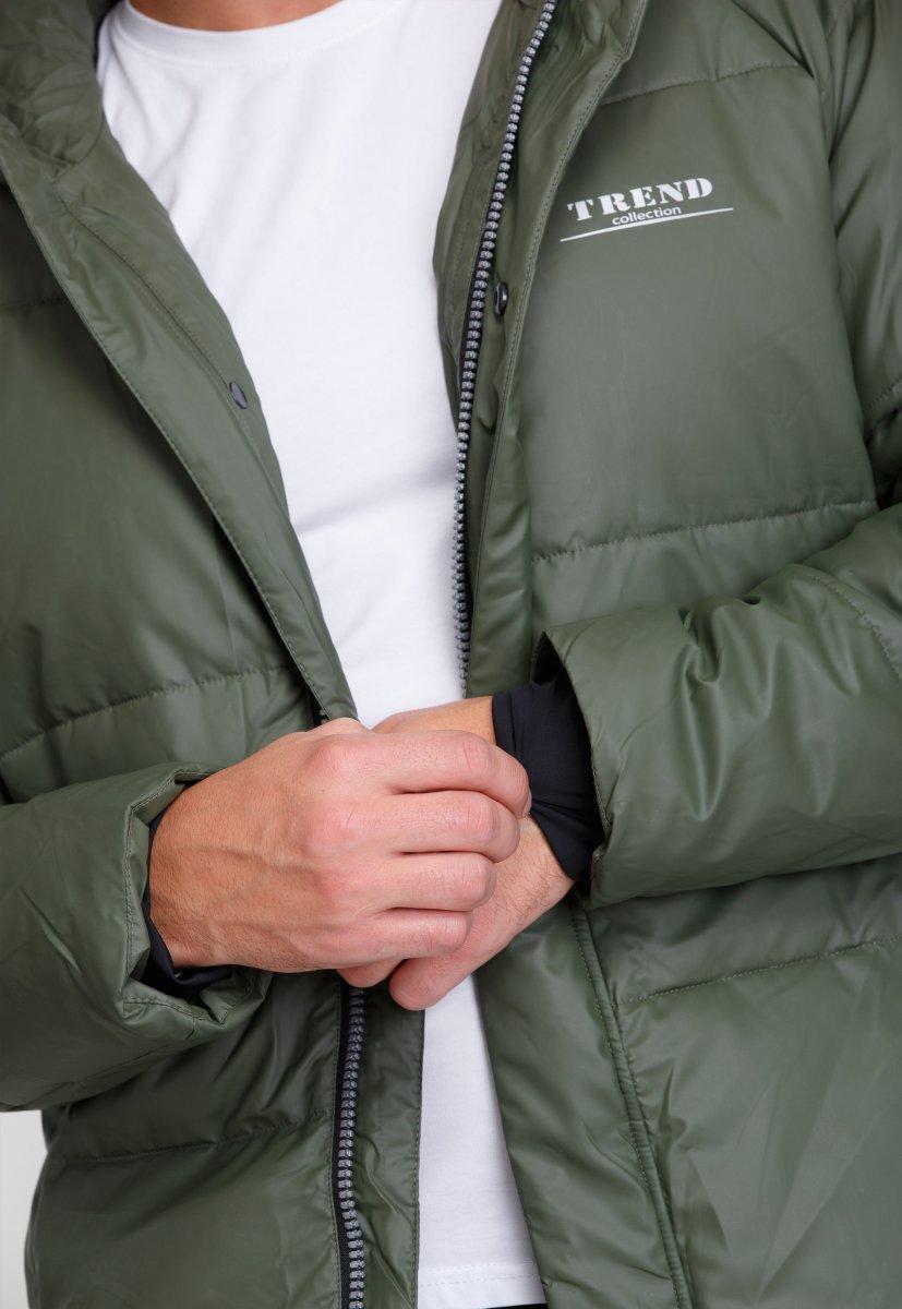 Куртка Trend Collection 20-169 Хаки - Фото 7