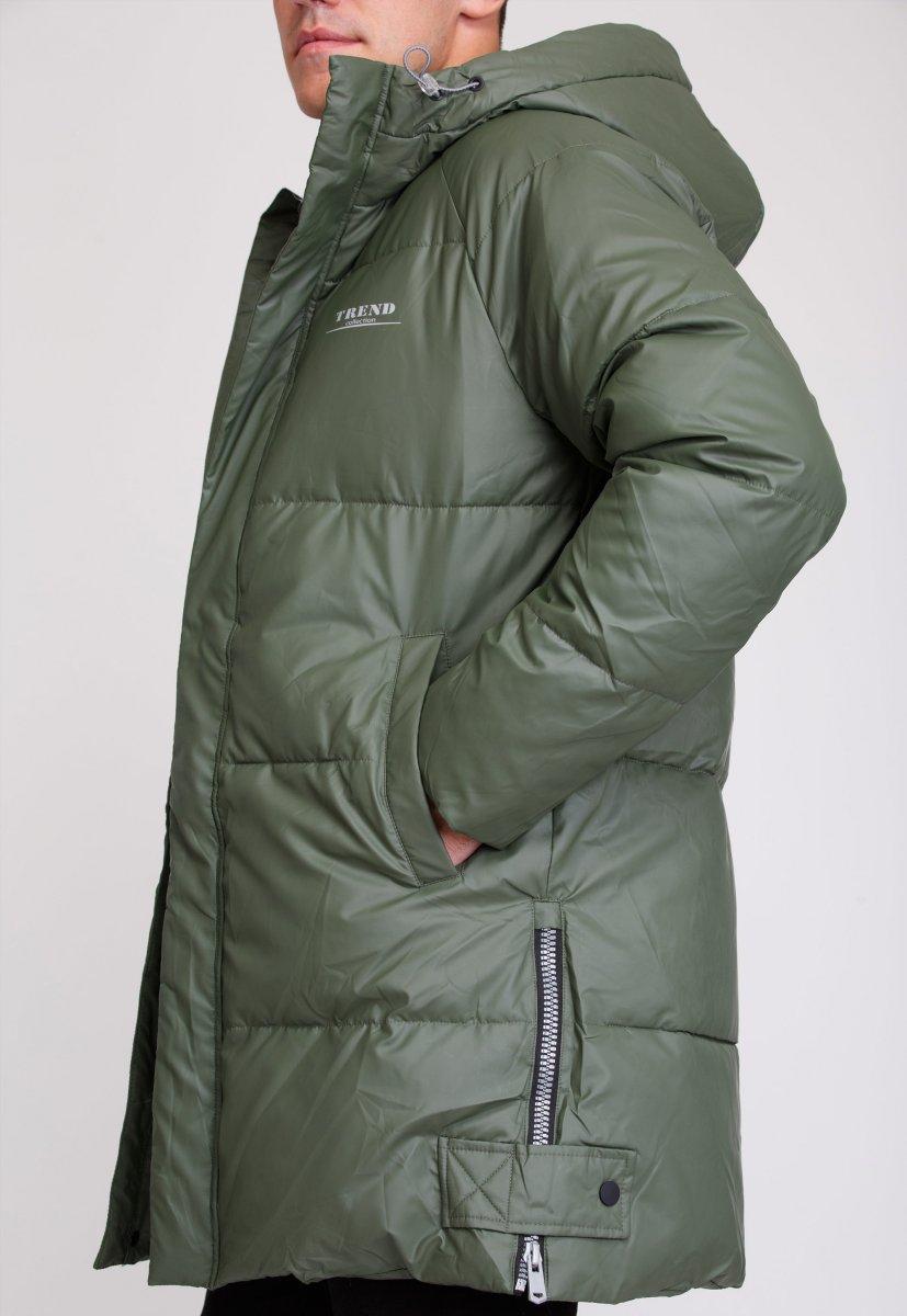 Куртка Trend Collection 20-169 Хаки - Фото 8