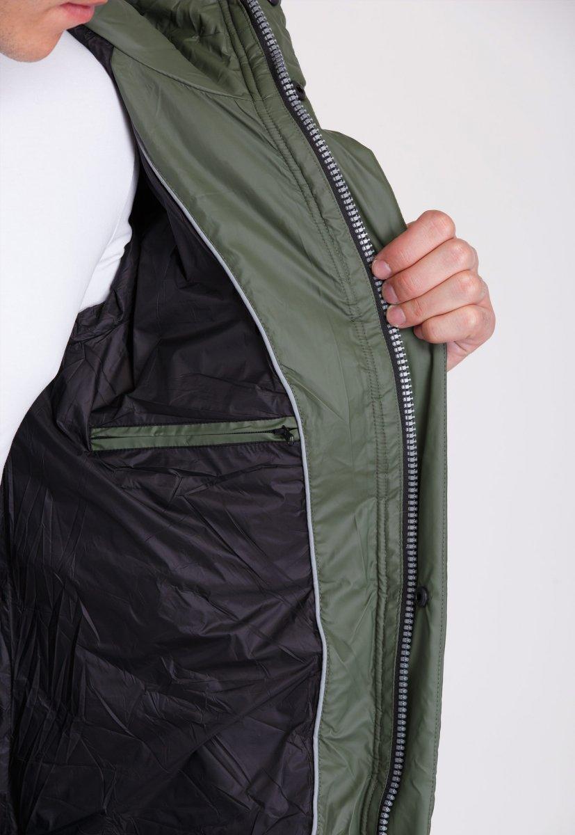 Куртка Trend Collection 20-169 Хаки - Фото 9