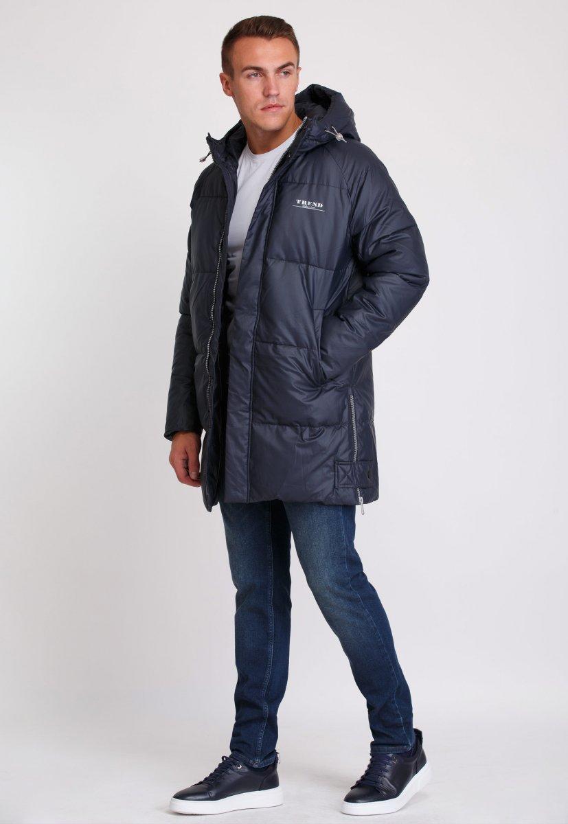 Куртка Trend Collection 20-169 Темно-синий - Фото 1