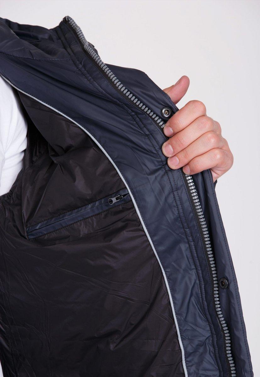 Куртка Trend Collection 20-169 Темно-синий - Фото 3