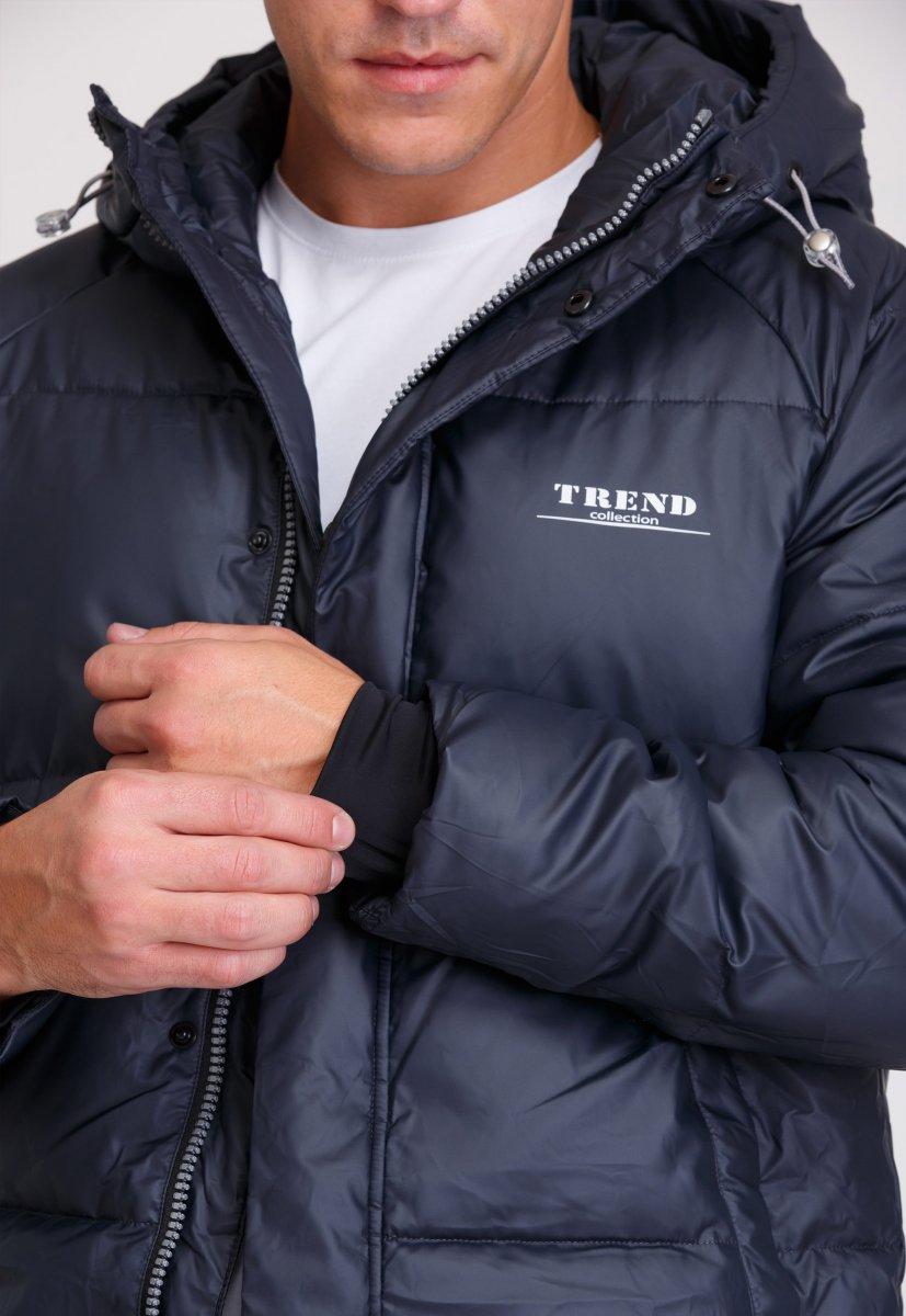 Куртка Trend Collection 20-169 Темно-синий - Фото 4