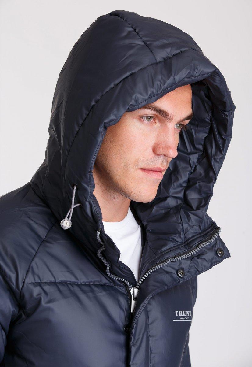 Куртка Trend Collection 20-169 Темно-синий - Фото 7