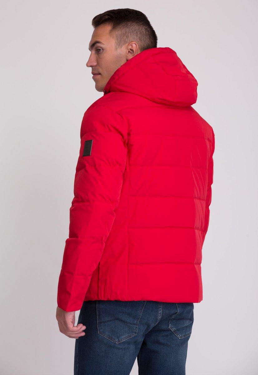 Куртка Trend Collection W36 Красный №2 - Фото 1