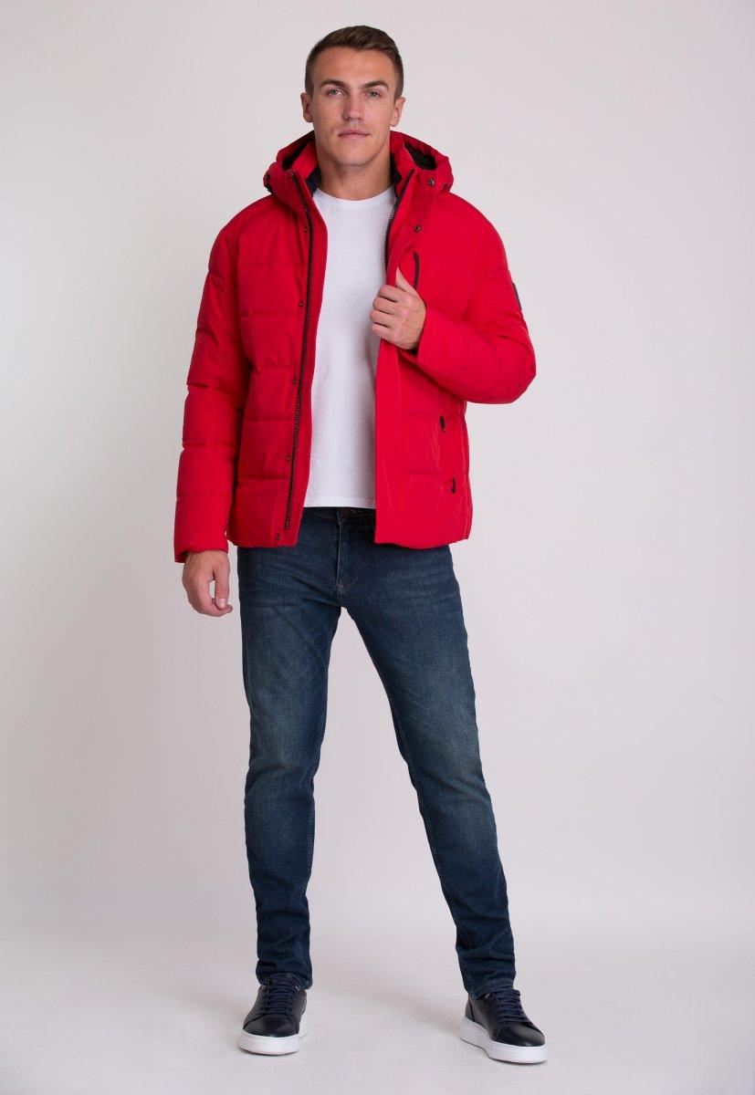Куртка Trend Collection W36 Красный №2 - Фото 2