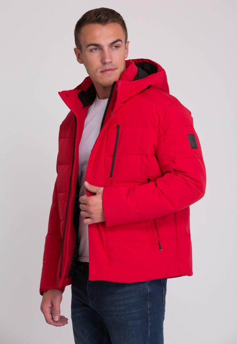 Куртка Trend Collection W36 Красный №2 - Фото 3