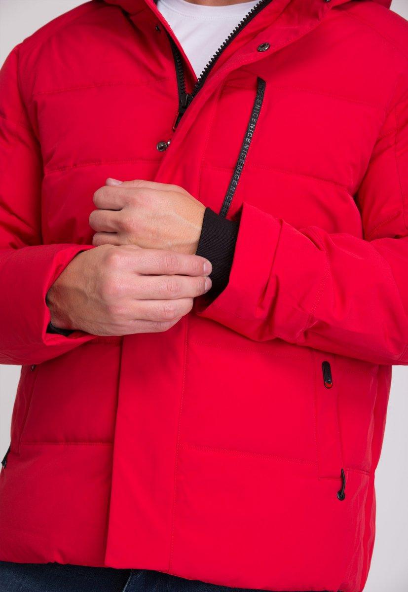 Куртка Trend Collection W36 Красный №2 - Фото 8