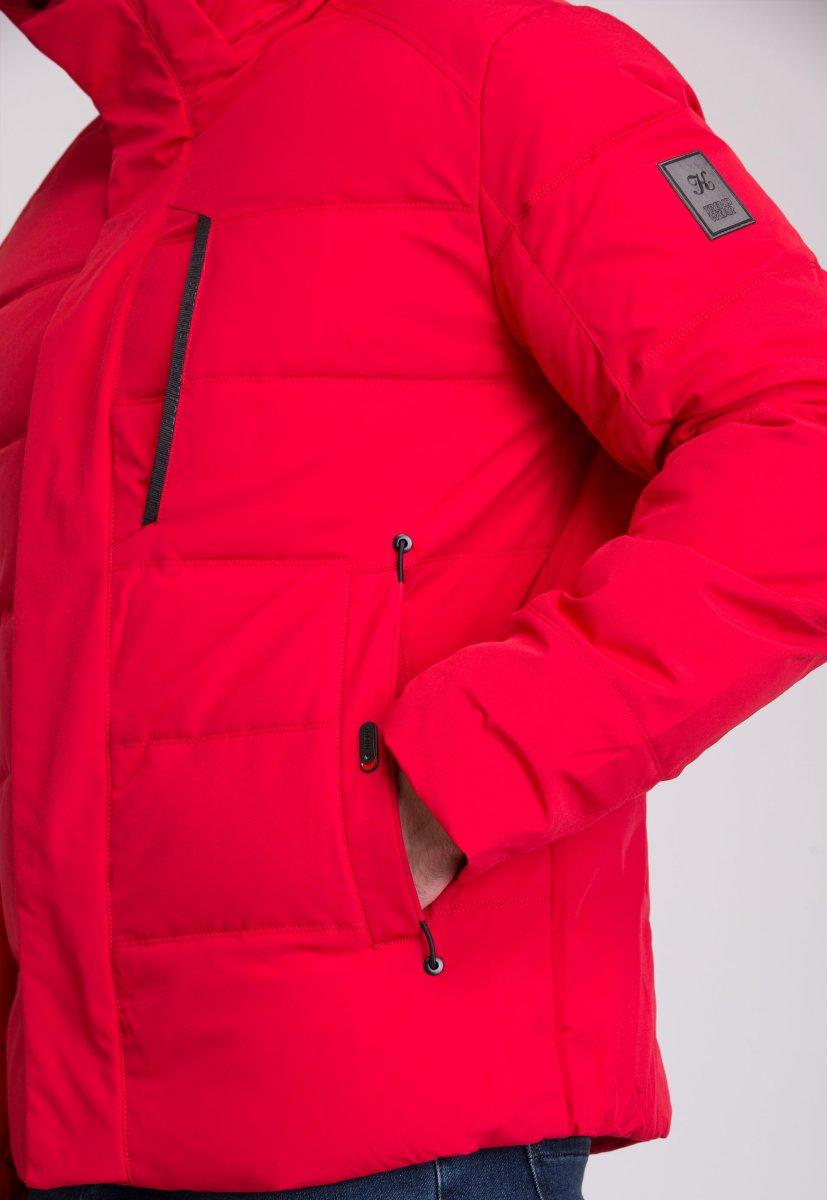 Куртка Trend Collection W36 Красный №2 - Фото 10