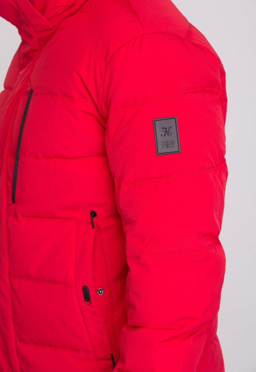 Куртка Trend Collection W36 Красный №2 - Фото 11