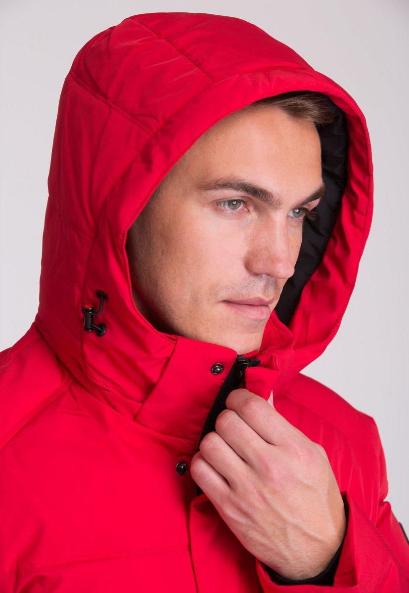 Куртка Trend Collection W36 Красный №2 - Фото 12
