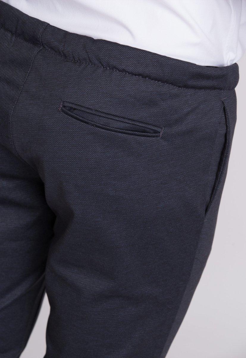 Брюки Trend Collection 976 Серый+точка (1) - Фото 1