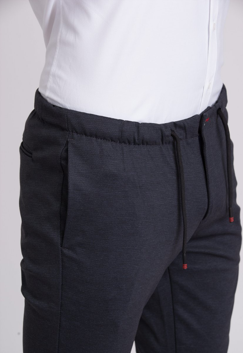 Брюки Trend Collection 976 Серый+точка (1) - Фото 2