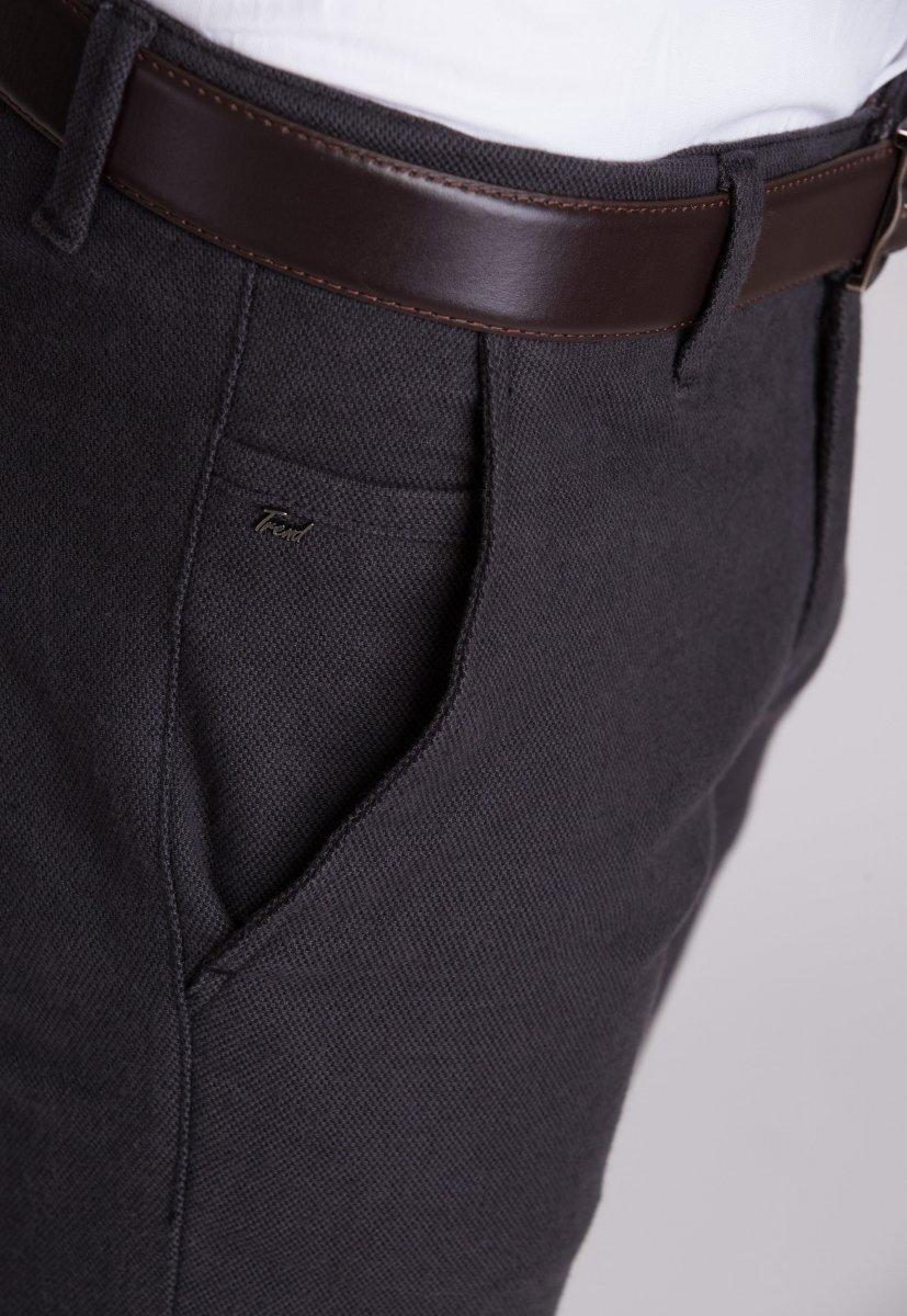 Брюки Trend Collection 12667 Серый (GRI) - Фото 4