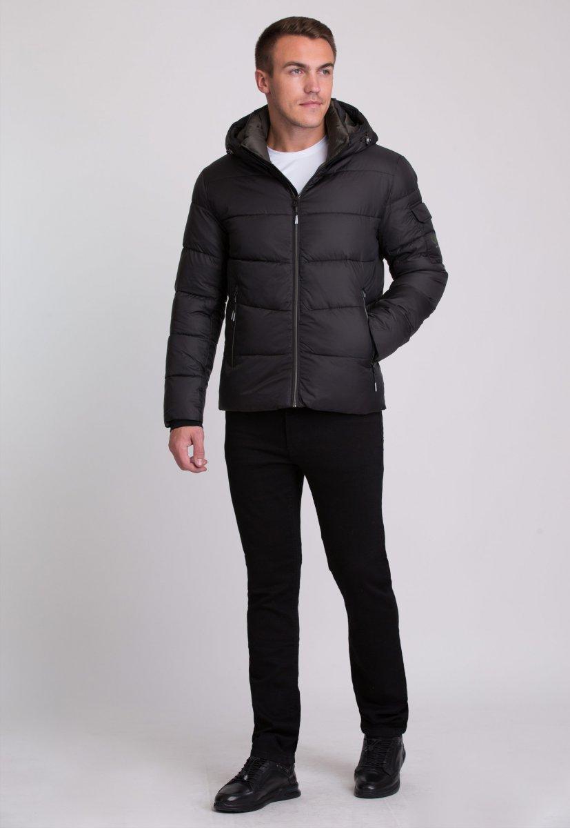 Куртка Trend Collection W37 Черный №1 - Фото 1
