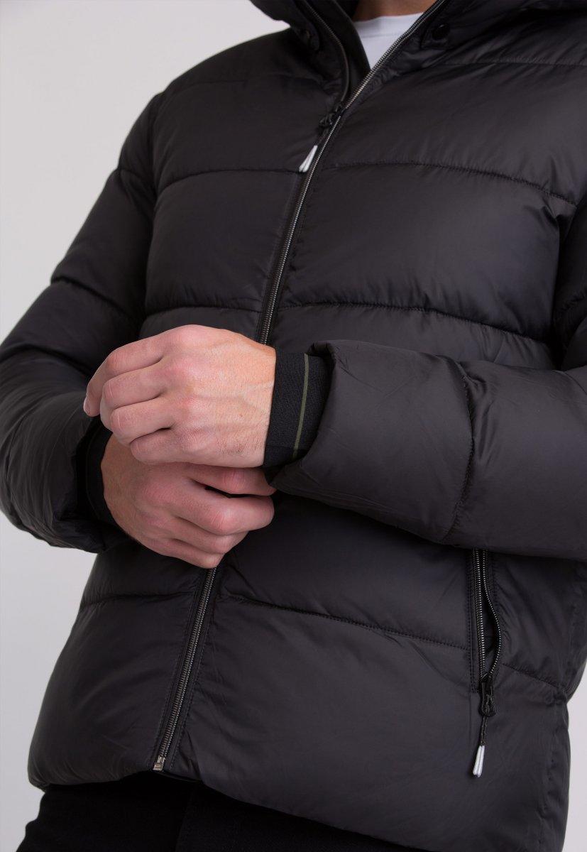 Куртка Trend Collection W37 Черный №1 - Фото 2