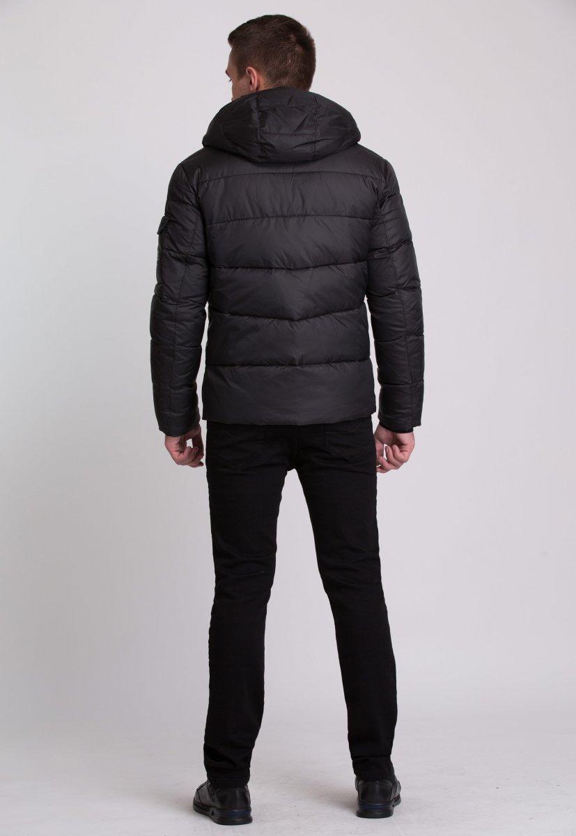 Куртка Trend Collection W37 Черный №1 - Фото 3