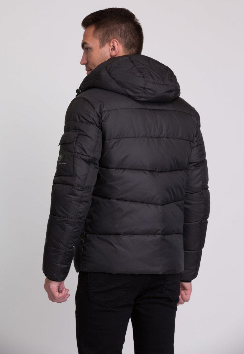 Куртка Trend Collection W37 Черный №1 - Фото 4
