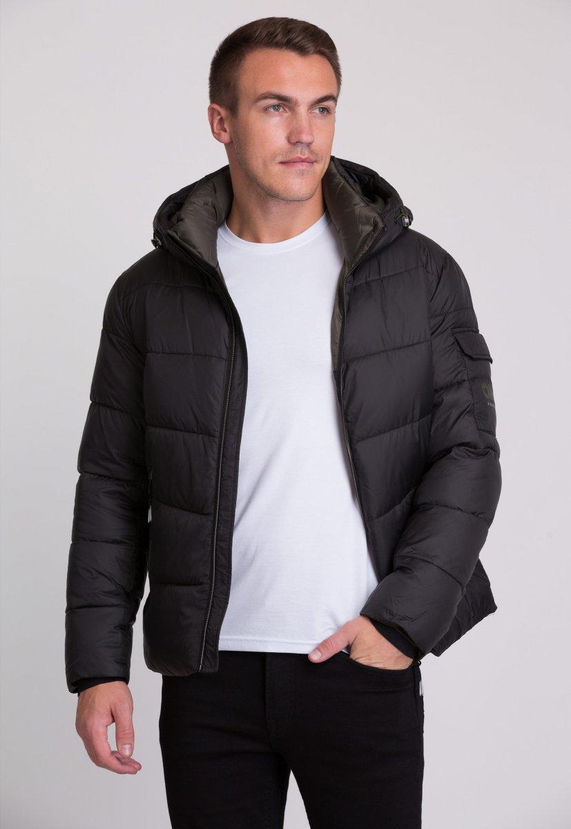 Куртка Trend Collection W37 Черный №1 - Фото 5