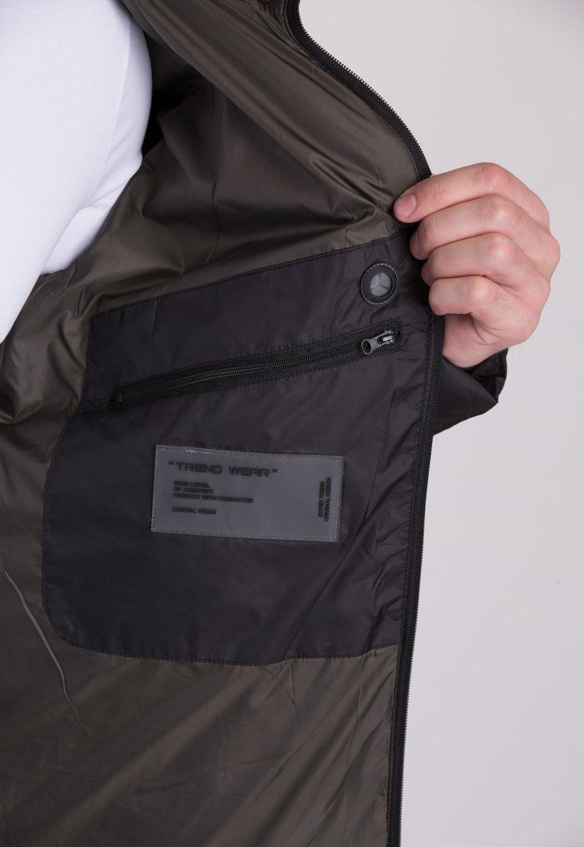 Куртка Trend Collection W37 Черный №1 - Фото 7