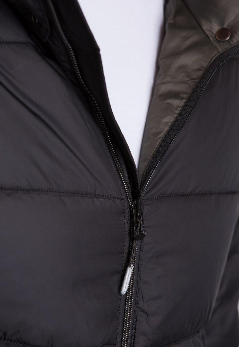 Куртка Trend Collection W37 Черный №1 - Фото 8