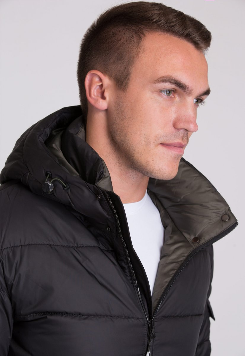 Куртка Trend Collection W37 Черный №1 - Фото 9