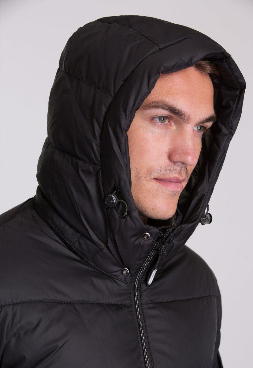 Куртка Trend Collection W37 Черный №1 - Фото 10