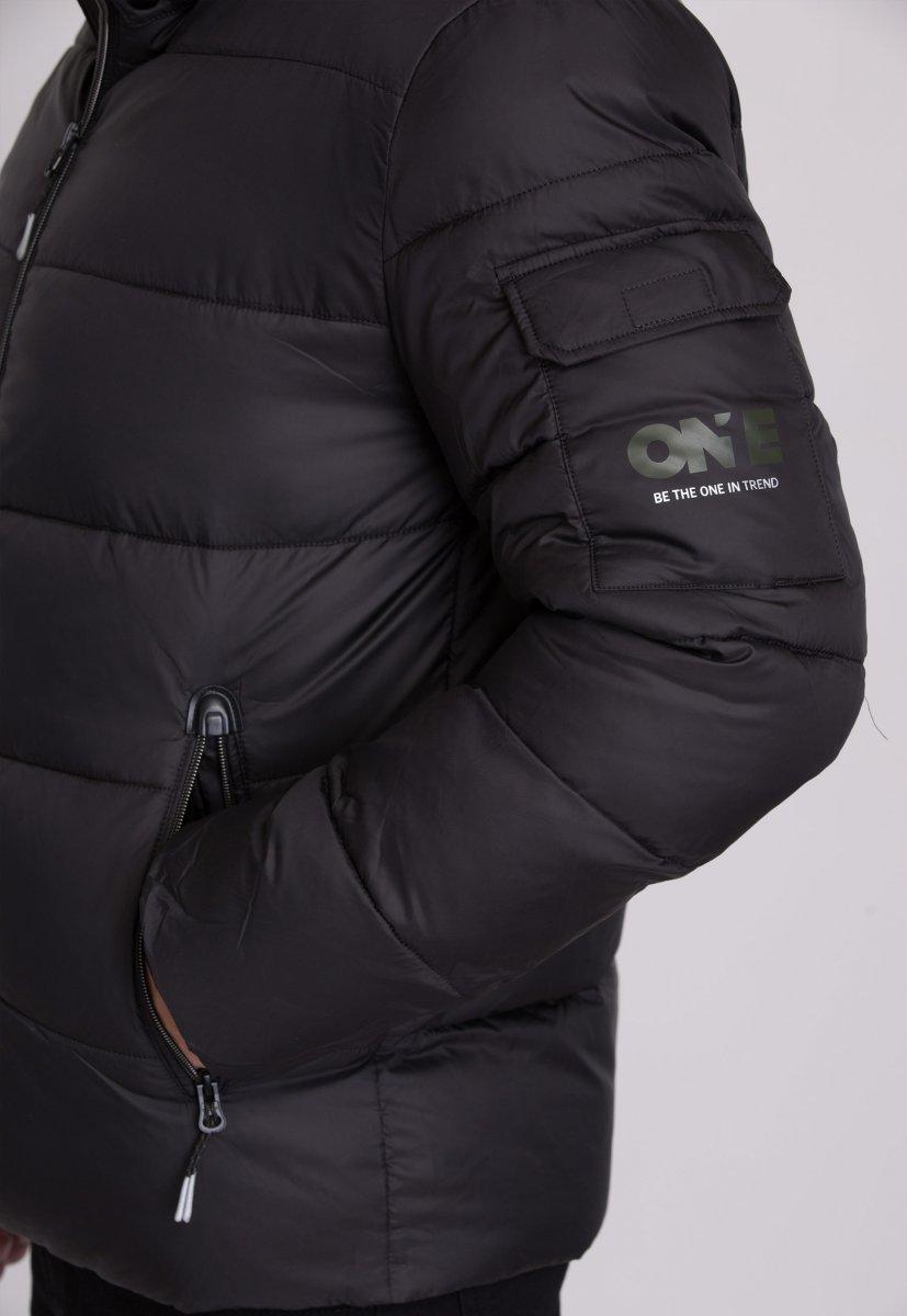 Куртка Trend Collection W37 Черный №1 - Фото 11