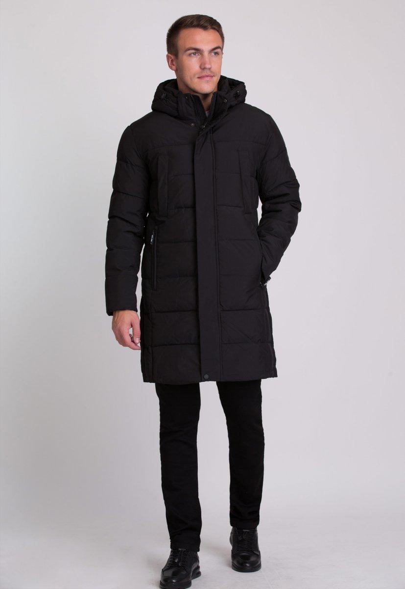 Куртка Trend Collection W39 Черный №1 - Фото 1