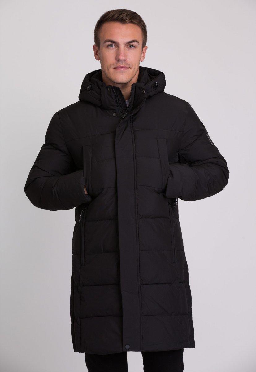 Куртка Trend Collection W39 Черный №1 - Фото 2