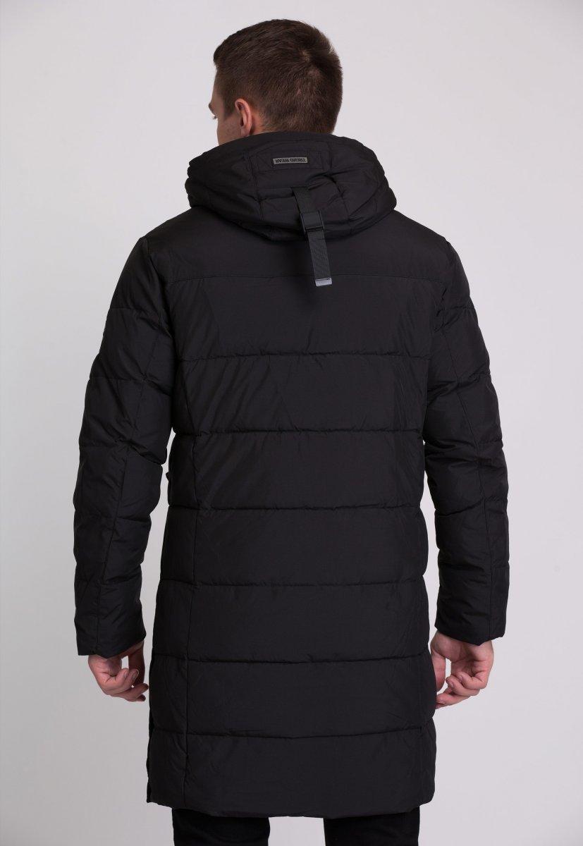 Куртка Trend Collection W39 Черный №1 - Фото 3