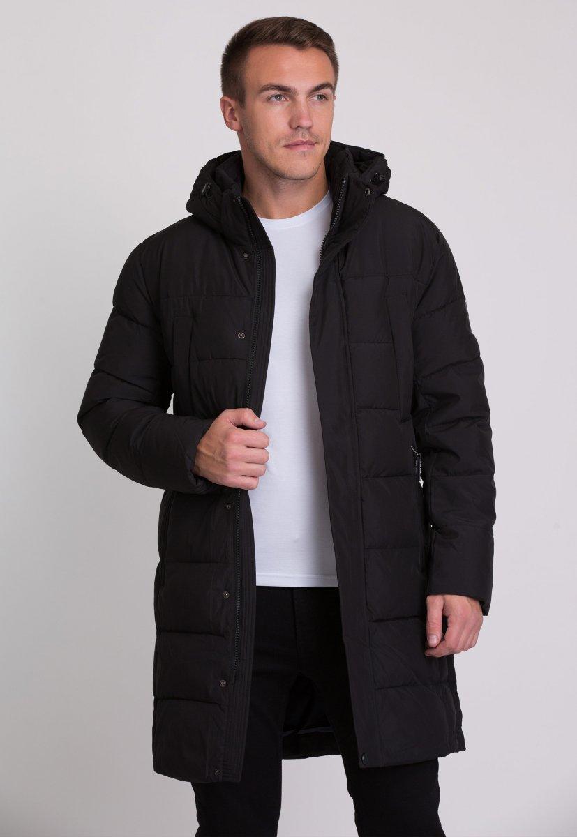 Куртка Trend Collection W39 Черный №1 - Фото 4