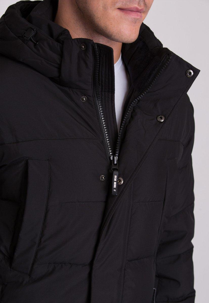 Куртка Trend Collection W39 Черный №1 - Фото 8