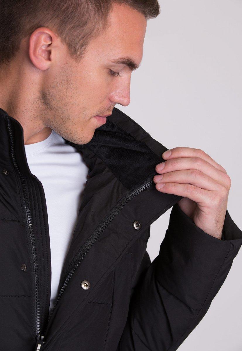 Куртка Trend Collection W39 Черный №1 - Фото 10