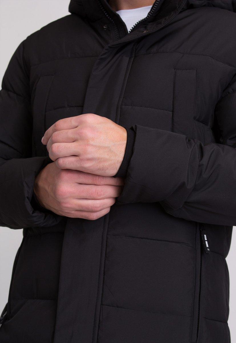 Куртка Trend Collection W39 Черный №1 - Фото 12
