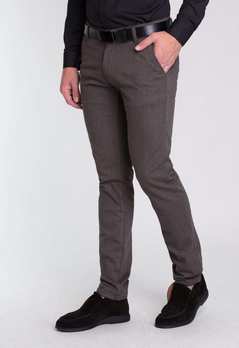 Брюки Trend Collection 12670 Серый (VIZON) - Фото