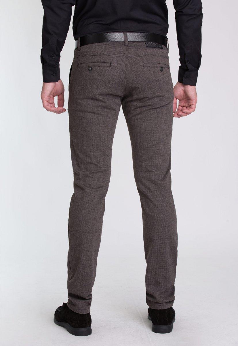 Брюки Trend Collection 12670 Серый (VIZON) - Фото 2
